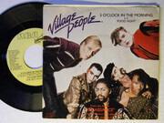 7inch Vinyl Single - Village People - 5 O'Clock In The Morning