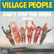 7inch Vinyl Single - Village People - Can't Stop The Music