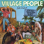 LP - Village People - Go West