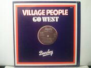 12inch Vinyl Single - Village People - Go West