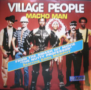 12inch Vinyl Single - Village People - Macho Man