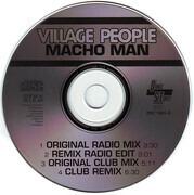 CD Single - Village People - Macho Man