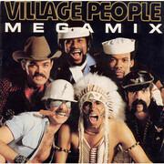 7inch Vinyl Single - Village People - Megamix