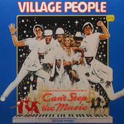 LP - Village People - Can't Stop The Music - The Original Soundtrack Album - Gatefold