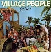 LP - Village People - Go West - POSTER