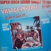12'' - Village People - Go West