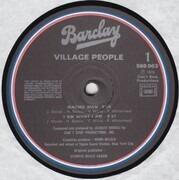 LP - Village People - Macho Man