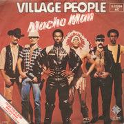 7'' - Village People - Macho Man