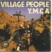 7'' - Village People - Y.M.C.A.