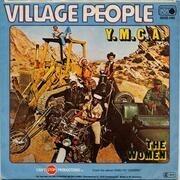 7'' - Village People - Y.M.C.A. - Red center labels