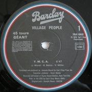 12'' - Village People - Y.M.C.A. / The Women