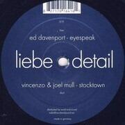 12inch Vinyl Single - Vincenzo & Joel Mull / Ed Davenport - Stocktown / Eyespeak