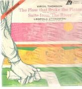 LP - Stokowski - The Plow That Broke The Plains · Suite From 'The River' - Ltd Edition. Still Sealed