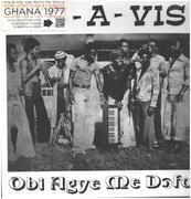 LP & MP3 - VIS-à-VIS - Obi Agye Me Dofo - Ltd. Edition + 7inch