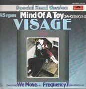 12'' - Visage - Mind Of A Toy