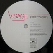 12inch Vinyl Single - Visage - Fade To Grey (Remixes)