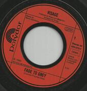 7inch Vinyl Single - Visage - Fade To Grey