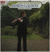 LP - Vivaldi - Galway, flute - The Four Seasons