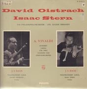 LP - Vivaldi / Bach - Concerto For Two Violins And String Orchestra In A Minor