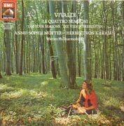LP - Vivaldi - Die Vier Jahreszeiten - gatefold sleeve, DMM
