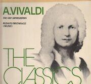 LP - Vivaldi - Die vier Jahreszeiten (Roberto Michelucci)