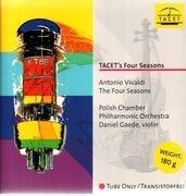 LP - Vivaldi - Four Seasons - POLISH CHAMBER,PHILHARMONIC ORCHESTRA,DANIEL GAEDE