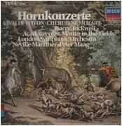Double LP - Vivaldi / Haydn / Cherubini / Mozart - Hornkonzerte (Tuckwell, Marriner) - gatefold