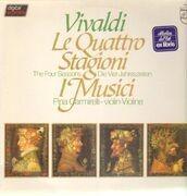 LP - Vivaldi - Le Quattro Stagioni - I Musici (Pina Carmirelli)