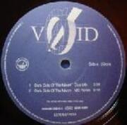 12'' - Void - Dark Side Of The Moon