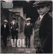 Double LP - Volbeat - Rewind • Replay • Rebound - 180g + download