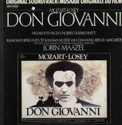 LP - W.A. Mozart - Don Giovanni; Maazel, Highlights, OST
