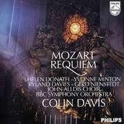 LP - W.a. Mozart - Requiem - BBC SYMPHONY ORCHESTRA CONDUCTED BY SIR COLIN DAV