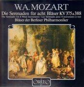 LP - W.a. Mozart - Serenaden Kv375&388