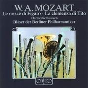 LP - W.A. MOZART - LE NOZZE DI FIGARO - BLASER DER BERLINER PHIL.