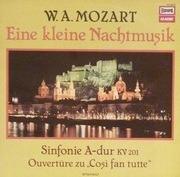 LP - W.A. Mozart - Eine Kleine Nachtmusik