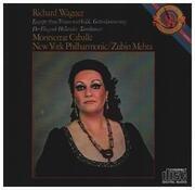 CD - Wagner (Caballé / Mehta) - Excerpts from Tristan & Isolde, Götterdämmerung, Der fliegende Holländer / Tannhäuser