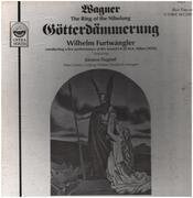 LP-Box - Wagner (Furtwängler) - Götterdämmerung - Hardcoverbox / historic