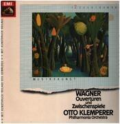 Double LP - Wagner (Klemperer) - Ouvertüren und Zwischenspiele - Gatefold