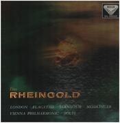 LP-Box - Wagner (Solti) - Das Rheingold - ffss / Hardcover Box + Booklet / original 1st