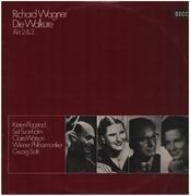 Double LP - Wagner (Solti) - Die Walküre - Akt 2 & 3 - Gatefold
