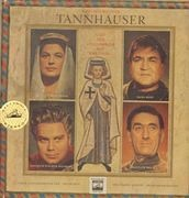 LP-Box - Wagner - F. Konwitschny - Tannhäuser - Hardcoverbox + Booklet