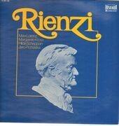 Double LP - Wagner/ Chor der Staatsoper Berlin, M. Lorenz, H. Scheppan - Rienzi