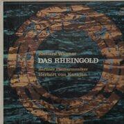 LP-Box - Wagner - Das Rheingold (Karajan) - TULIP RIM LABEL