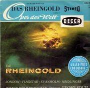 LP - Wagner - Das Rheingold