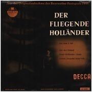LP - Wagner - Der Fliegende Holländer (Aus dem 2. Akt) - Mono