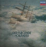 LP-Box - Wagner - Der Fliegende Holländer (Solti, Bailey, Martin, Kollo,..)