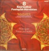 Double LP - Wagner - Fantasien für acht Hörner - Gatefold