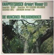 LP - Wagner - Knappertsbusch dirigiert Wagner