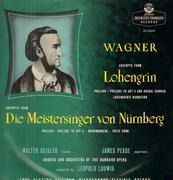 LP - Wagner - Lohengrin / Die Meistersinger von Nürnberg