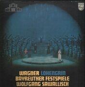 LP-Box - Wagner - Lohengrin, Bayreuther Festspiele, Sawallisch